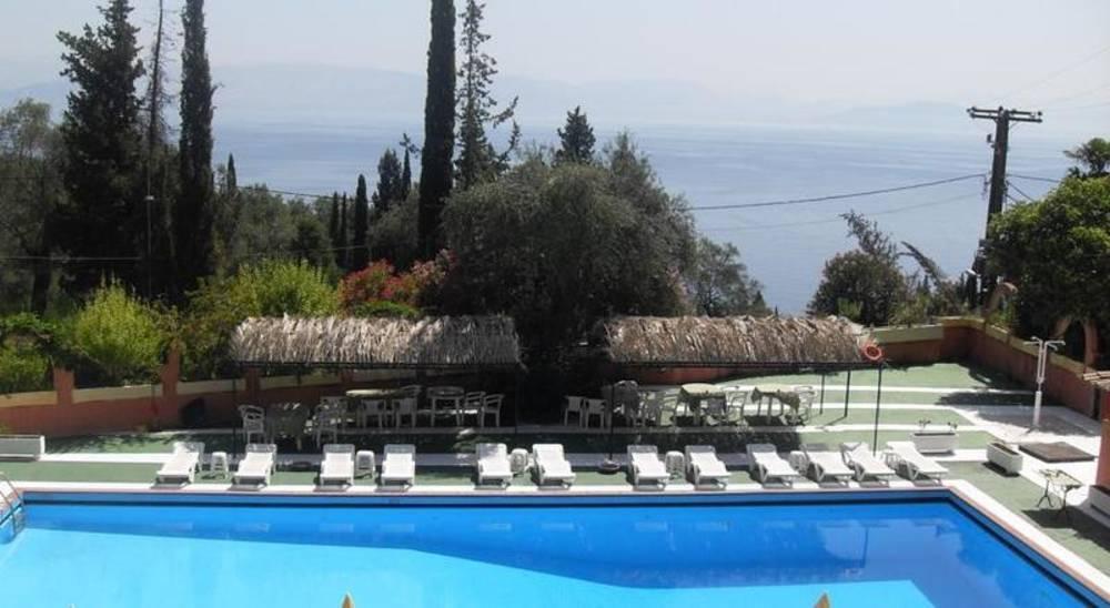 Holidays at Benitses Bay View Hotel in Benitses, Corfu
