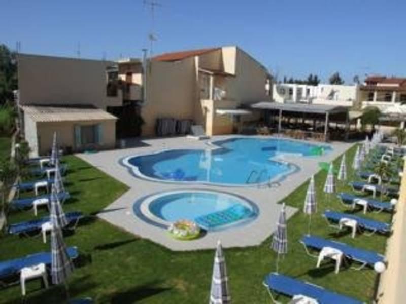 Holidays at Panorama Apartments in Roda, Corfu