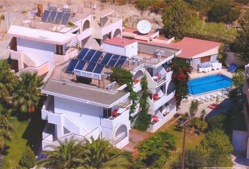 Holidays at Artemis Aparthotel in Faliraki, Rhodes