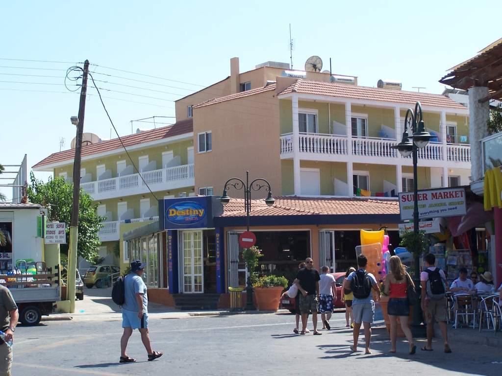 Holidays at Sophia Hotel Faliraki in Faliraki, Rhodes