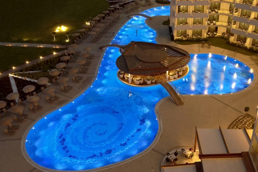 Elysium Resort & Spa, Kalithea, Rhodes, Greece  Book Elysium
