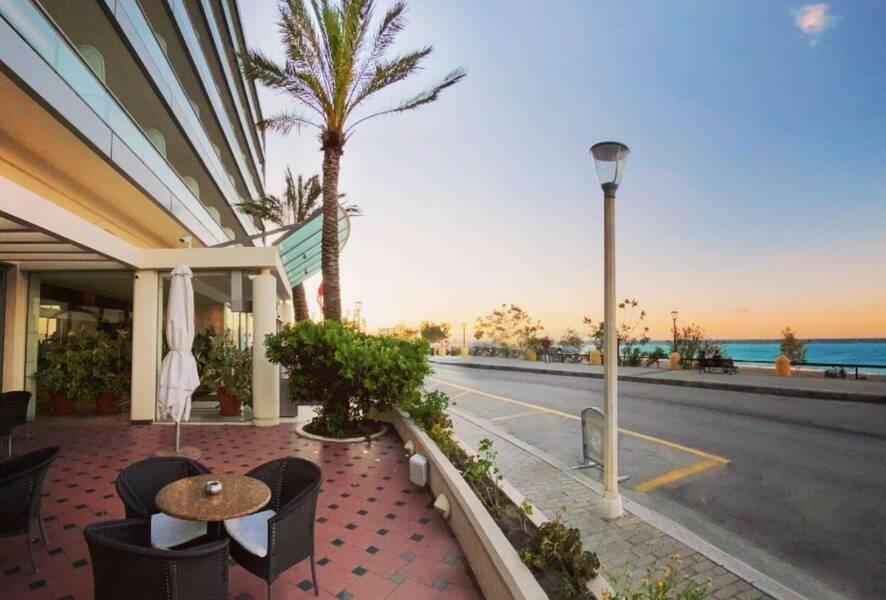 Holidays at Mediterranean Hotel in Rhodes Town, Rhodes