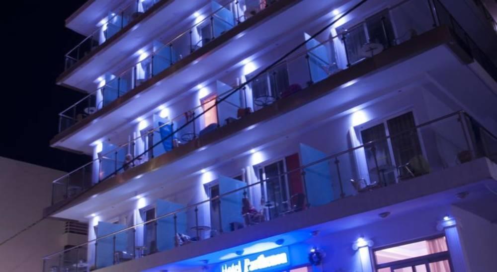 Holidays at Parthenon Hotel in Rhodes Town, Rhodes