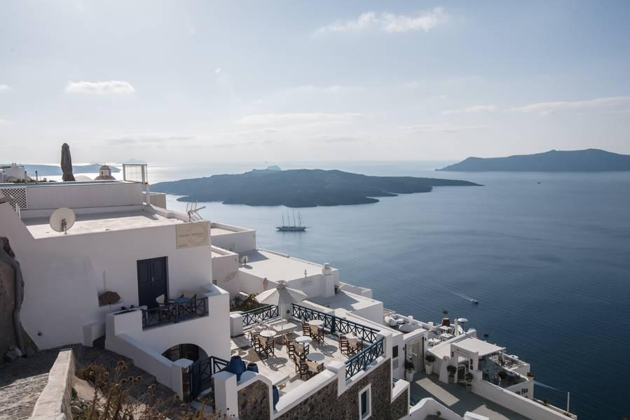Holidays at Santorini Reflexions Volcano Hotel - Adult Only in Fira, Santorini