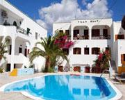 Holidays at Ekati Studios and Apartments in Kamari, Santorini