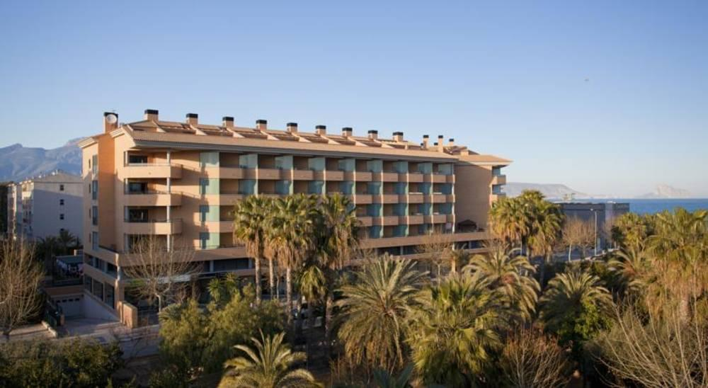 Holidays at Boulevard Apartaments And Cafe Hotel in Albir, Costa Blanca