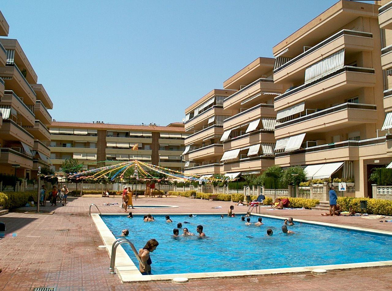Holidays at Ses Illes Apartments in Blanes, Costa Brava