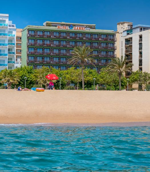 Holidays at Checkin Garbi Calella Hotel in Calella, Costa Brava