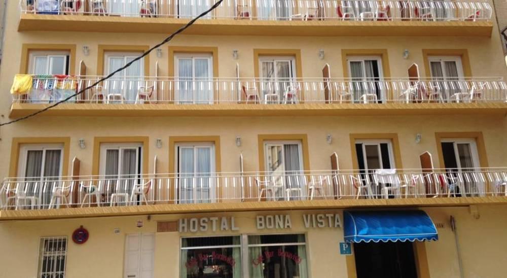 Holidays at Bonavista Hostal in Calella, Costa Brava