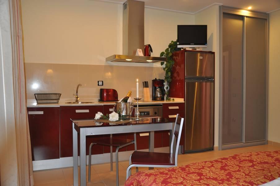 Holidays at Casablanca Suites Apartments in Calella, Costa Brava