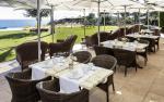 Dining Terrace at Blau Mar Hotel