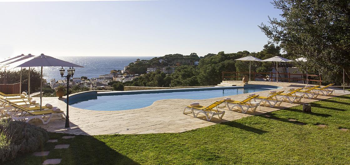 Holidays at Blau Mar Hotel in Llafranc, Costa Brava