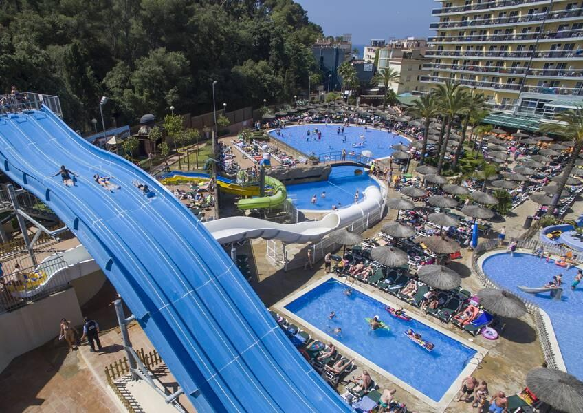 Hotel Rosamar Garden Resort A Lloret De Mar