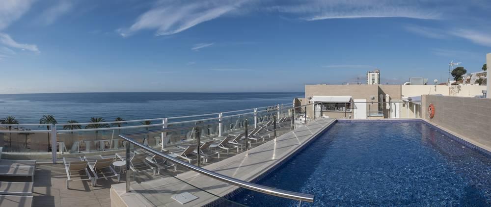 Holidays at Rosamar Maritim Hotel in Lloret de Mar, Costa Brava