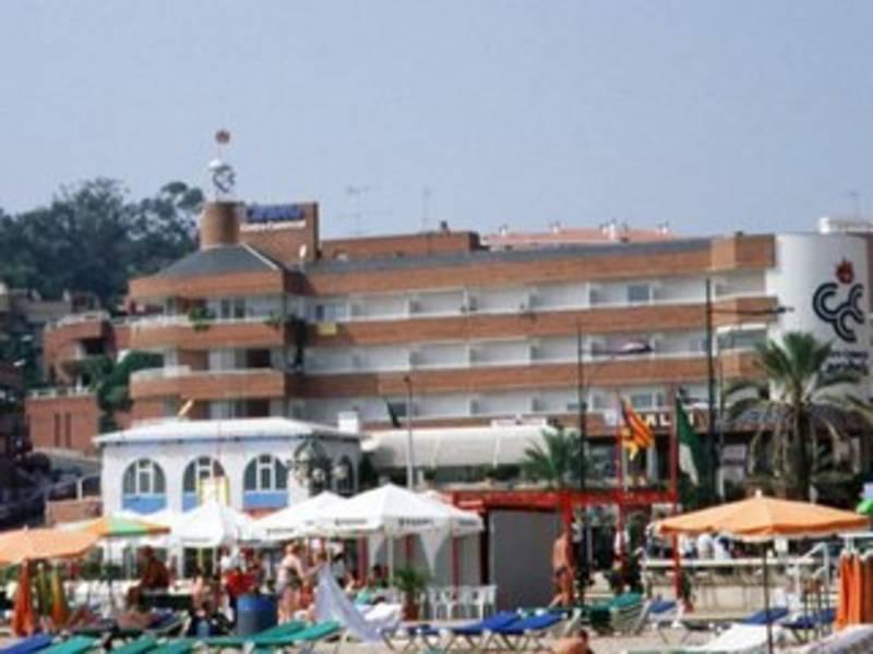 Holidays at Terrazas al Mar Apartments Hotel in Lloret de Mar, Costa Brava