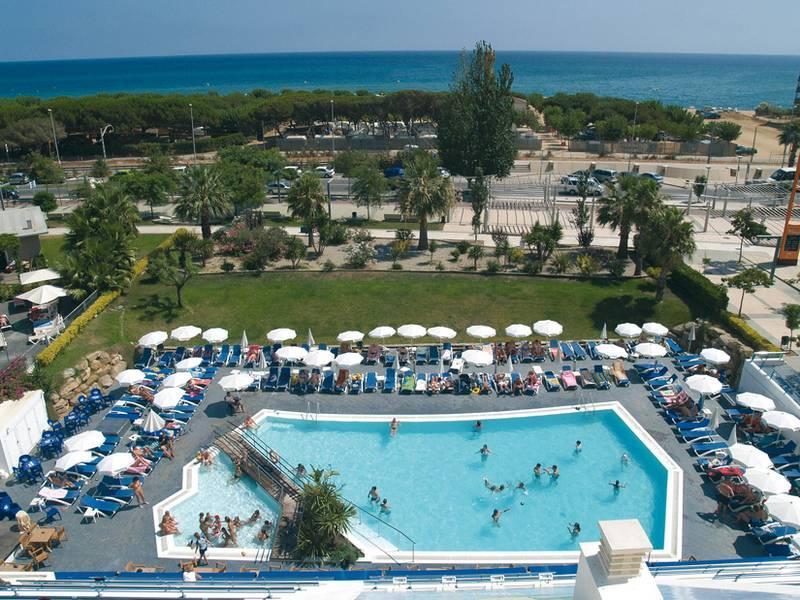 Montemar Maritim Hotel Santa Susanna Costa Brava Spain
