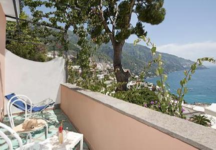 Holidays at Conca D Oro Hotel in Positano, Neapolitan Riviera