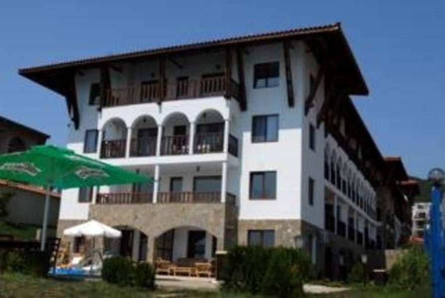 Holidays at Top Aparthotel in Sveti Vlas, Bulgaria