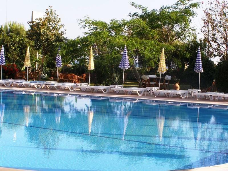 Holidays at Sevki Bey Hotel in Alanya, Antalya Region