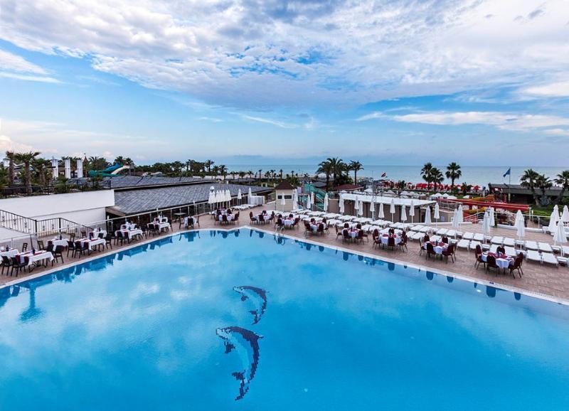 Holidays at Throne Belek Seagate Hotel in Bogazkent, Belek