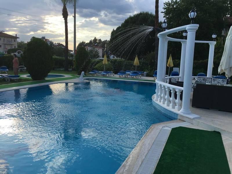 Golden Moon Hotel Calis Beach Reviews