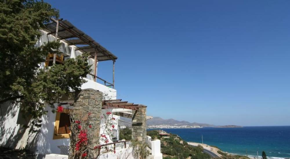 Holidays at Cretan Village Hotel & Apartments in Ammoudara Beach, Aghios Nikolaos