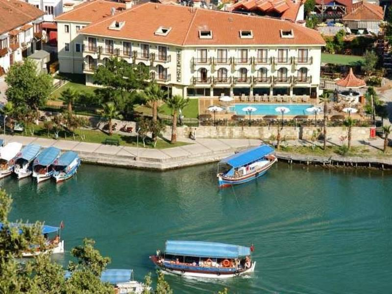 Holidays at Dalyan Tezcan Hotel in Dalyan, Dalaman Region