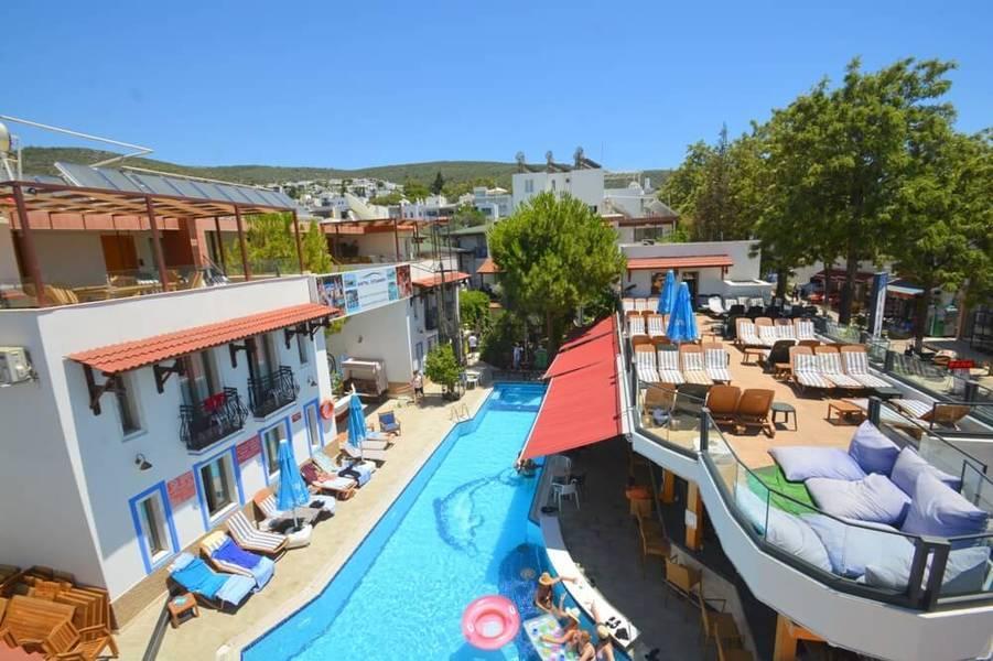 Holidays at Istankoy Bodrum Hotel in Bodrum, Bodrum Region