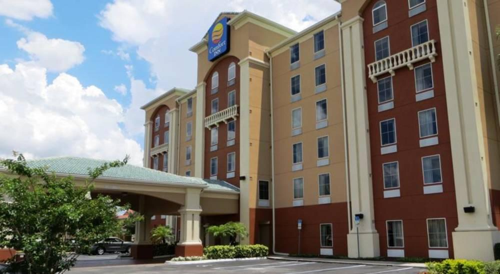 Comfort Inn International Drive Hotel, Orlando ...
