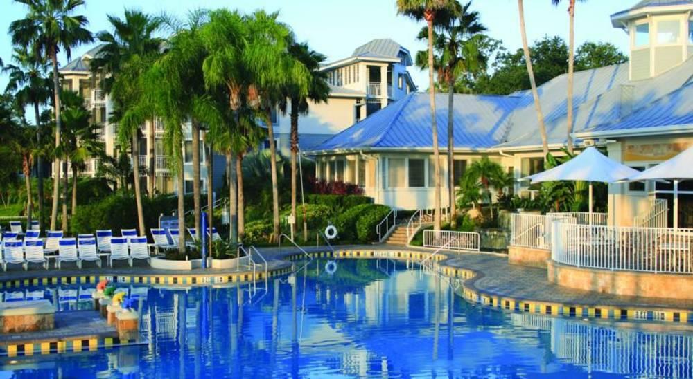 Holidays at Marriott Cypress Harbour Hotel in Orlando International Drive, Florida