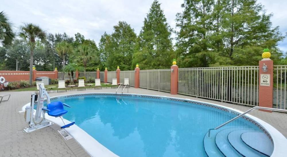 Holidays at Quality Inn & Suites Universal Hotel in Orlando International Drive, Florida