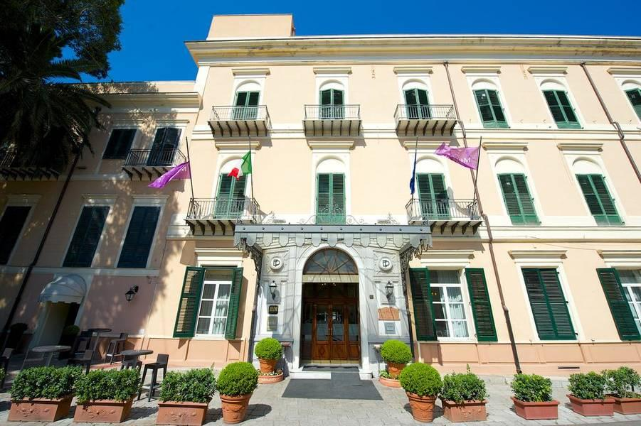 Holidays at Excelsior Hilton Palermo Palace Hotel in Palermo, Sicily
