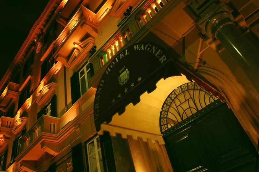 Holidays at Grand Hotel Wagner in Palermo, Sicily