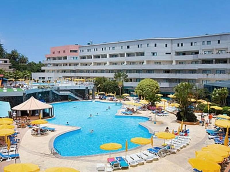 Holidays at Turquesa Playa Apartments in Puerto de la Cruz, Tenerife
