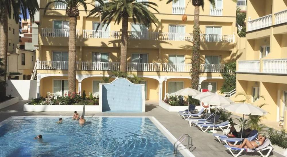 Holidays at RF San Borondon Hotel in Puerto de la Cruz, Tenerife
