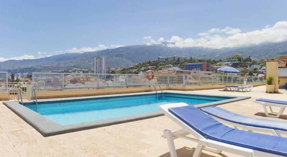 Holidays at Trovador Hotel in Puerto de la Cruz, Tenerife