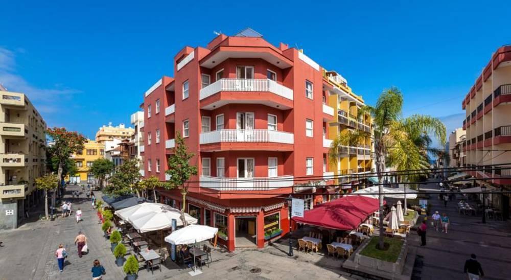 Holidays at Maga Hotel in Puerto de la Cruz, Tenerife