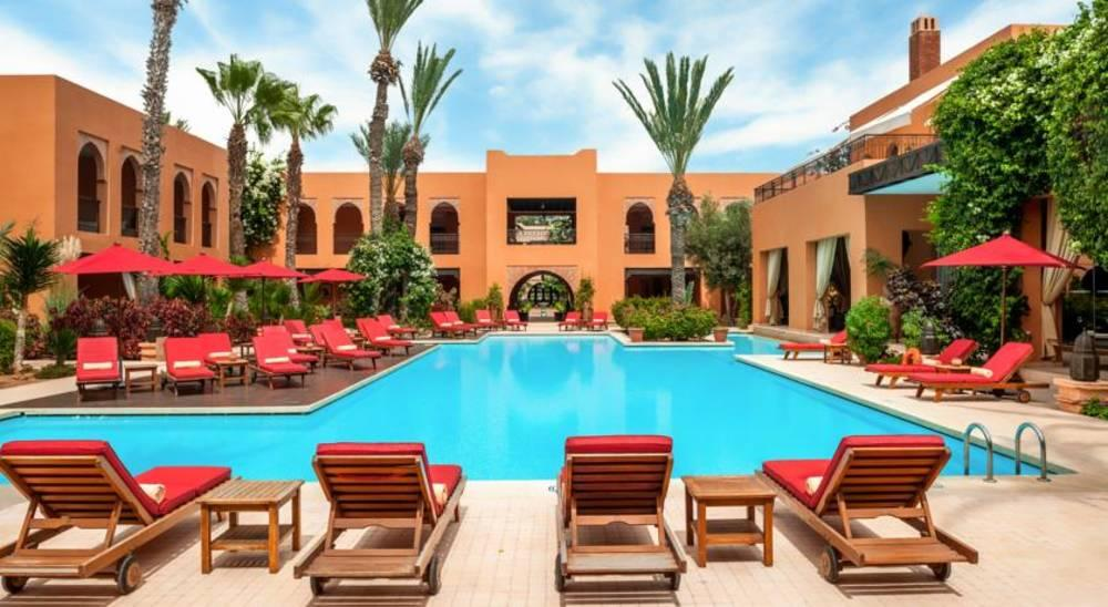 Holidays at Tikida Golf Palace Hotel in Agadir, Morocco