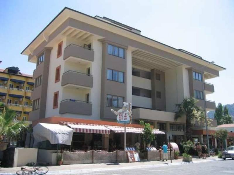 Holidays at Greenmar Apartments in Icmeler, Dalaman Region