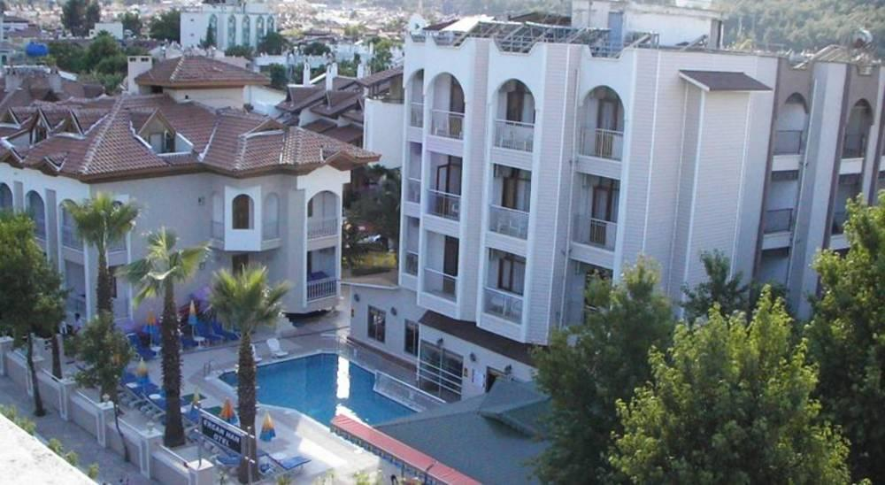 Holidays at Ercanhan Hotel in Icmeler, Dalaman Region