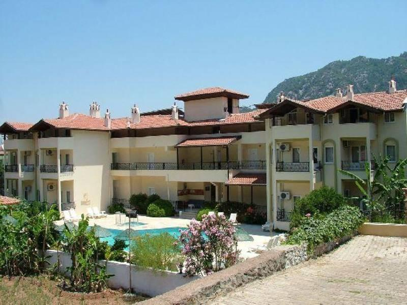 Holidays at Ince Apartments in Icmeler, Dalaman Region
