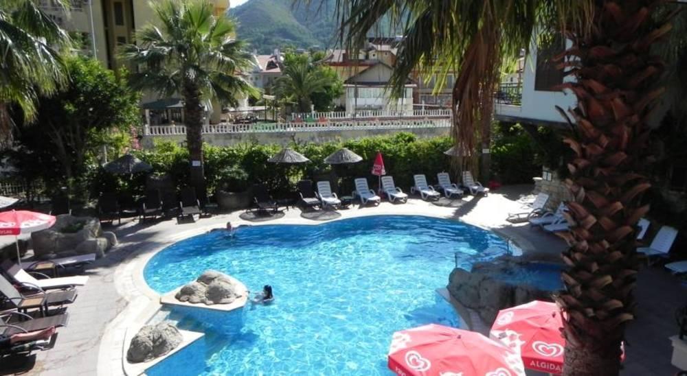 Holidays at Sun Blue Apart Hotel in Icmeler, Dalaman Region