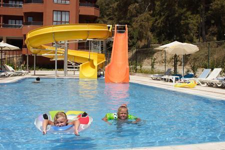 Holidays at Alara Kum Hotel in Incekum, Antalya Region