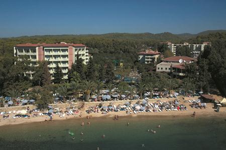 Holidays at Alara Park Hotel in Avsallar, Antalya Region
