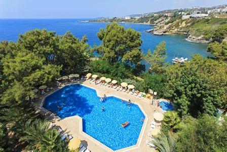Holidays at Incekum West Hotel in Incekum, Antalya Region