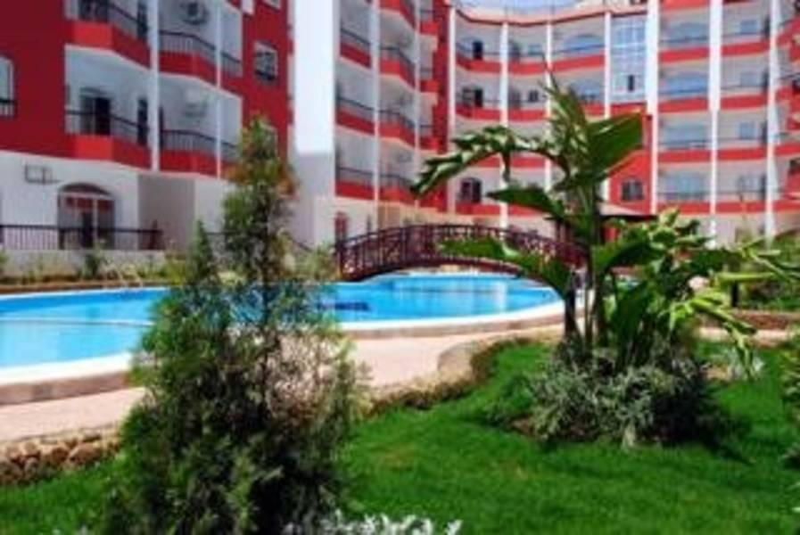 Holidays at Desert Pearl Apartments in Hurghada, Egypt