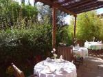Outdoor Eating Area at Rural San Miguel Hotel