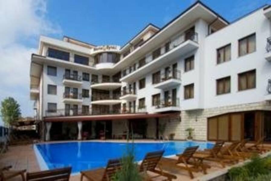 Holidays at Villa Maria Revas Hotel in Sunny Beach, Bulgaria