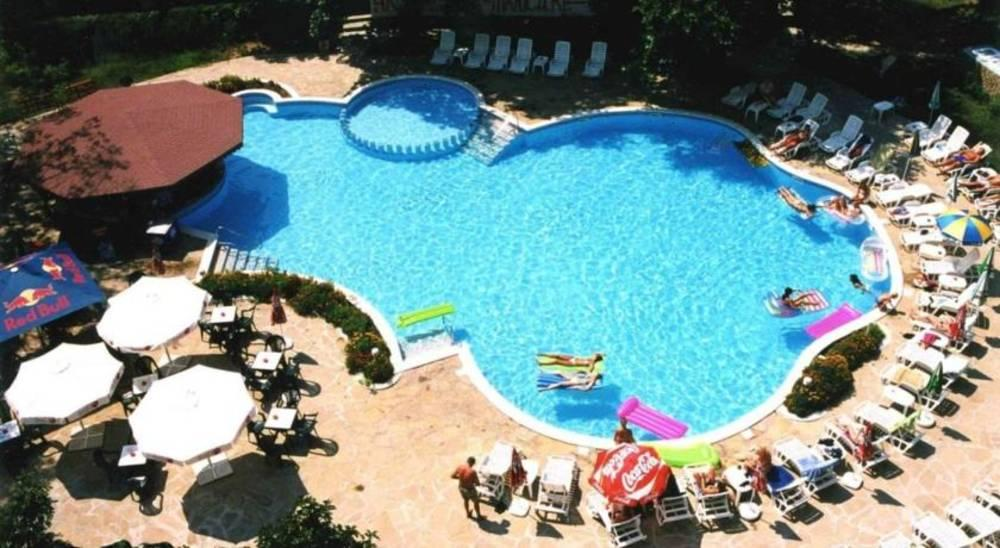 Holidays at Olymp Hotel in Sunny Beach, Bulgaria