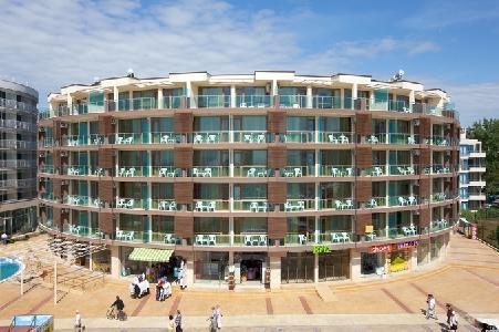 Holidays at Sea Breeze Hotel in Sunny Beach, Bulgaria